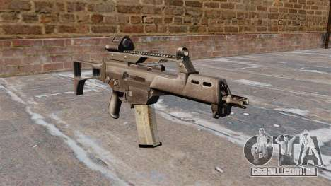Fuzil de assalto HK G36C para GTA 4
