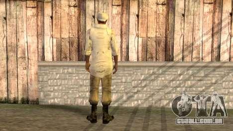 Usam Ben Laden para GTA San Andreas segunda tela