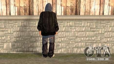 DUV para GTA San Andreas segunda tela