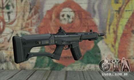 CICATRIZ do CryENGINE 3 para GTA San Andreas segunda tela