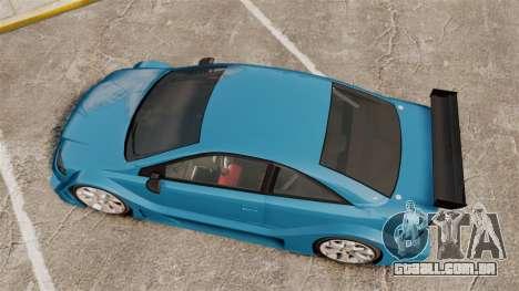 Opel Astra Coupe OPC Road Edition para GTA 4 vista direita