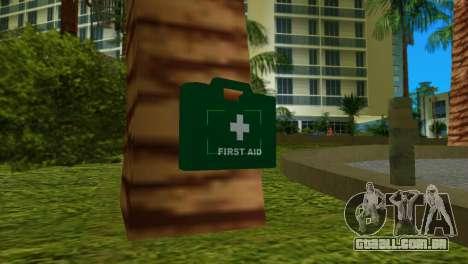 Kit de primeiros socorros de GTA IV para GTA Vice City