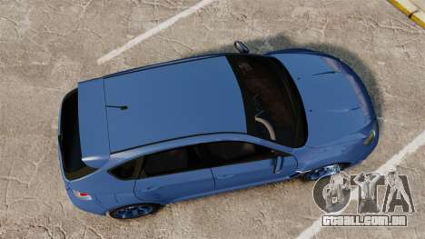 Subaru Impreza 2010 para GTA 4 vista direita