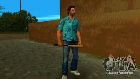 Taco de beisebol de GTA IV para GTA Vice City