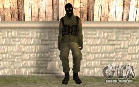 Terroristas chineses para GTA San Andreas
