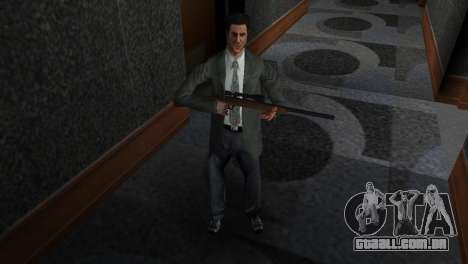 Armas de retekstur para GTA Vice City décimo tela