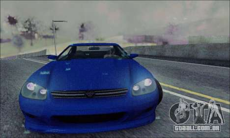Feltzer de GTA IV para GTA San Andreas vista direita