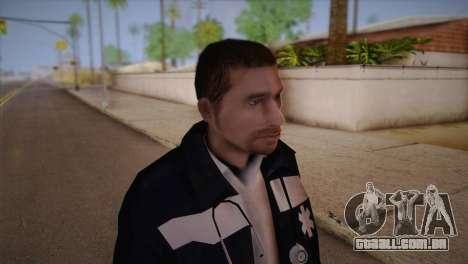 O médico do GTA 4 para GTA San Andreas terceira tela