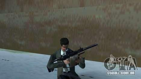 Kriss Super V para GTA Vice City terceira tela