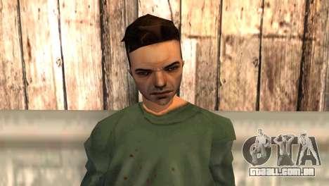 Leo Kasper para GTA San Andreas terceira tela