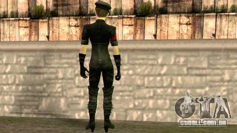 FGirL para GTA San Andreas segunda tela