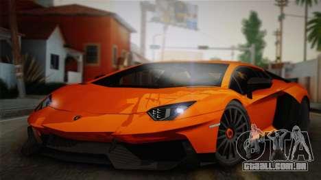 Lamborghini Aventador LP 700-4 RENM Tuning para GTA San Andreas