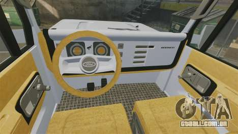 Ford Bronco Concept 2004 para GTA 4 vista lateral