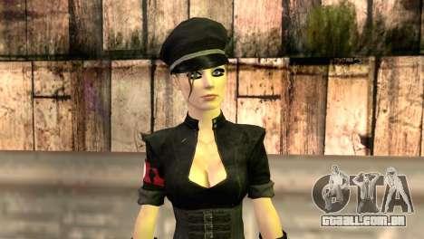 FGirL para GTA San Andreas terceira tela
