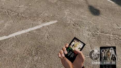 Tema de heróis para seu telefone para GTA 4