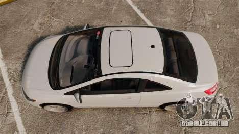 Honda Civic Si v2.0 para GTA 4 vista direita