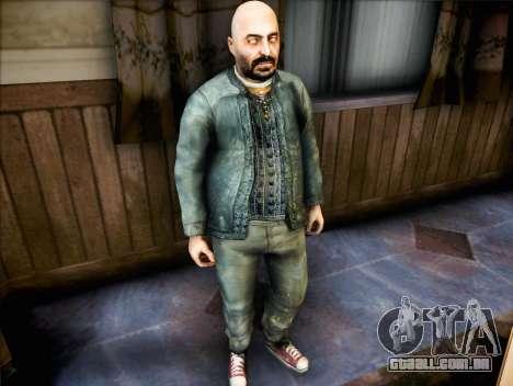 Padre de Half-Life 2 para GTA San Andreas segunda tela