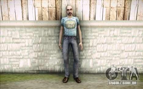 Tio Dave para GTA San Andreas