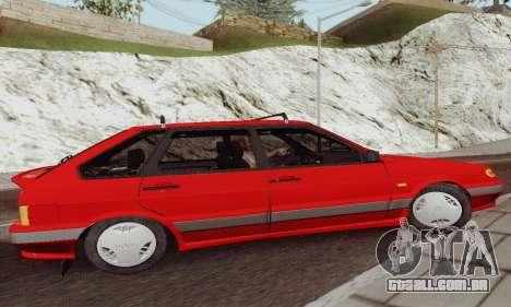 Ba3 2114 para GTA San Andreas vista direita