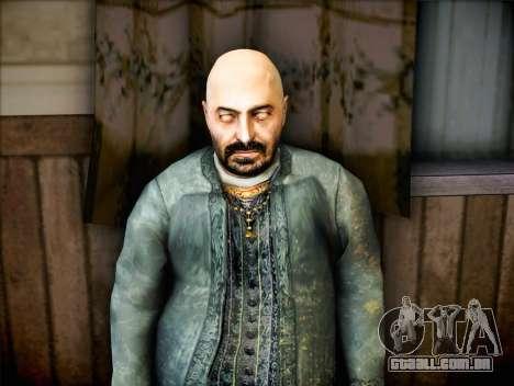 Padre de Half-Life 2 para GTA San Andreas