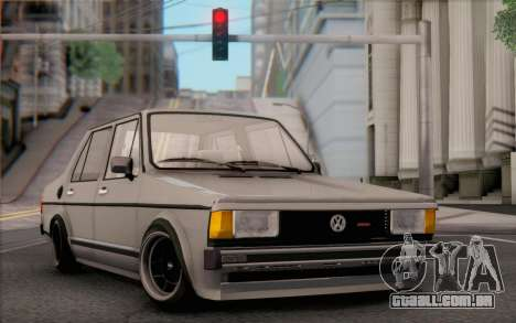 Volkswagen Jetta MK1 para GTA San Andreas