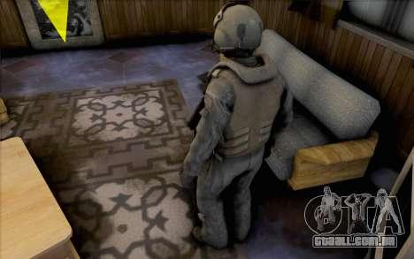 Piloto para GTA San Andreas terceira tela