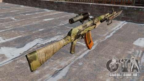 AK-47 para GTA 4 segundo screenshot