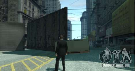 CreatorMod Z para GTA 4 terceira tela
