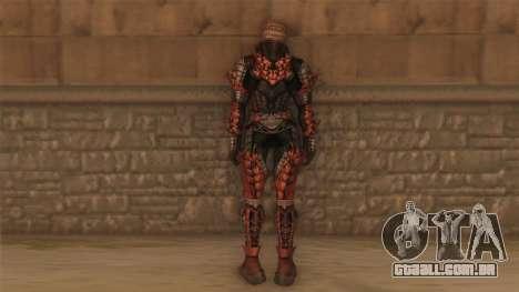 Guerreiro de Lineage 2 para GTA San Andreas segunda tela