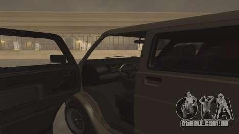 Baller GTA 5 para vista lateral GTA San Andreas