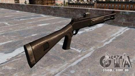 Espingarda semi-automática da Benelli tático para GTA 4 segundo screenshot