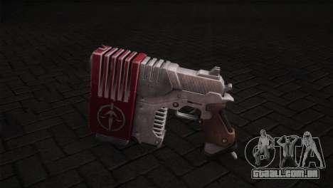 Magnum Pistol para GTA San Andreas