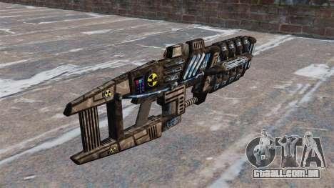 Arma de fusão para GTA 4 segundo screenshot