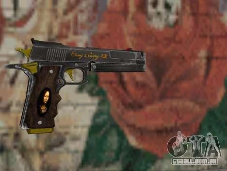 Ivori para GTA San Andreas segunda tela