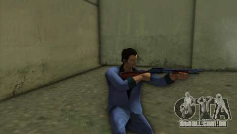 Riot Gun 1897 para GTA Vice City terceira tela