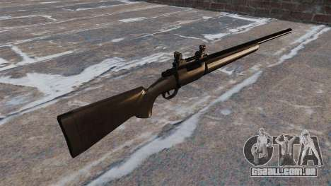 Espingarda Remington 700 para GTA 4 segundo screenshot