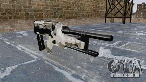 Rifle de Crysis 2 para GTA 4