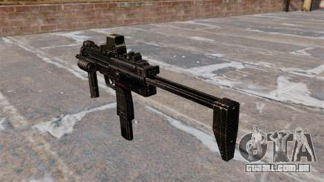 Submetralhadora MP7 para GTA 4 segundo screenshot