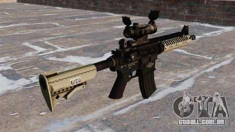 Automáticos carabina M4 VLTOR para GTA 4 segundo screenshot