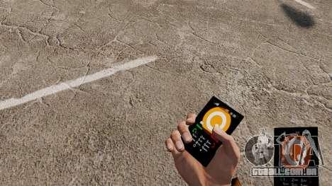 O tema para o telefone Q dança para GTA 4
