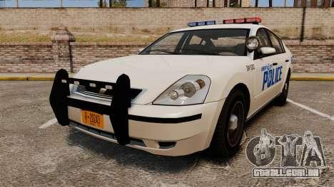 Pinnacle Police LCPD [ELS] para GTA 4