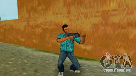 PM-98 Glauberite para GTA Vice City terceira tela