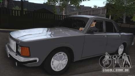 GAZ Volga de 3102 para GTA San Andreas esquerda vista