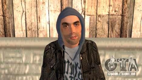 DUV para GTA San Andreas terceira tela