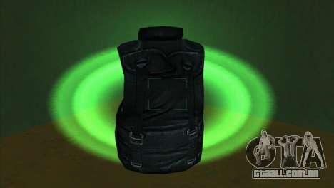 Armadura de GTA IV para GTA Vice City terceira tela