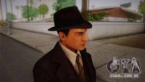 Vito Scaletta para GTA San Andreas terceira tela