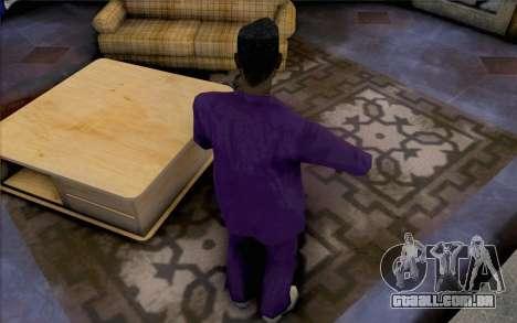 New Jizzy para GTA San Andreas segunda tela