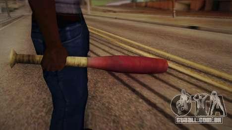 Bits de Max Payne para GTA San Andreas segunda tela