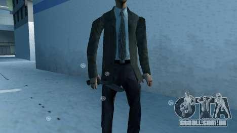 Armas de retekstur para GTA Vice City segunda tela