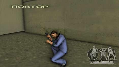 HK USP Compact para GTA Vice City segunda tela